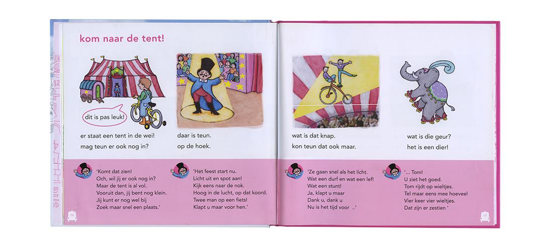 """leesboekje """"op wielen"""""""